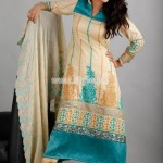 Dawood Jami Embroidered Lawn For Summer 2012 005