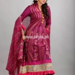 Dawood Jami Motif Embroidery 2012 By Dawood Lawns 006
