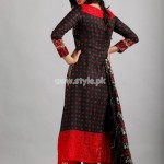 Dawood Jami Motif Embroidery 2012 By Dawood Lawns 008