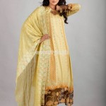 Dawood Jami Motif Embroidery 2012 By Dawood Lawns 011