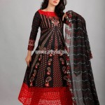 Dawood Jami Motif Embroidery 2012 By Dawood Lawns 012