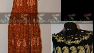 Deepak Perwani New Collection 2012 By Melange 001