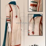Dressed to the 9s Eid Collection 2012 For Ladies 012