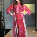 Faiza Samee Lawn Collection 2012 by Alkaram Textiles 003