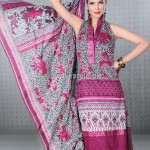 Faiza Samee Lawn Collection 2012 by Alkaram Textiles 014