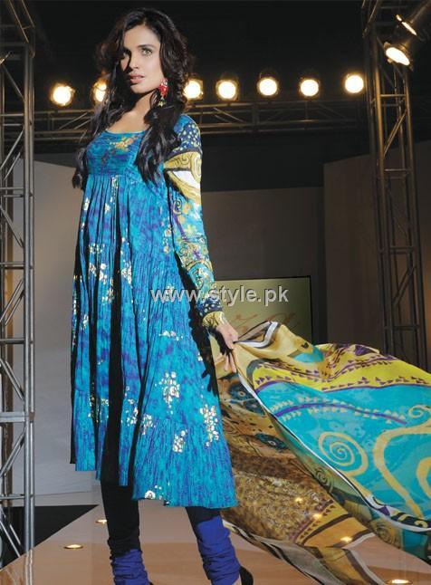 Faiza Samee Lawn Collection 2012 by Alkaram Textiles