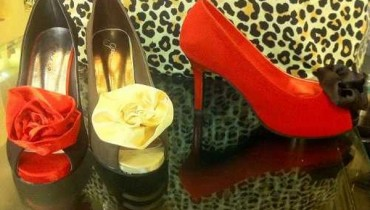 Grace Up Ladies Footwear Collection 2012 001