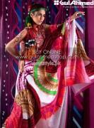 Gul Ahmed Latest Eid Dresses For Women 2012 014