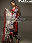 Gul Ahmed Latest Eid Dresses For Women 2012 015