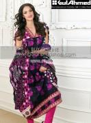 Gul Ahmed Latest Eid Dresses For Women 2012 016