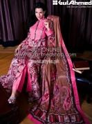 Gul Ahmed Latest Eid Dresses For Women 2012 018