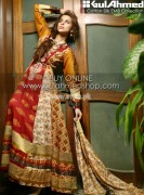 Gul Ahmed Lawn Collection 2012 For Eid 019