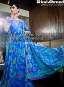 Gul Ahmed Lawn Collection 2012 For Eid 020