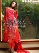 Gul Ahmed Lawn Collection 2012 For Eid 021