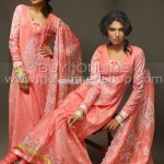 Gul Ahmed Lawn Collection 2012 For Eid 023