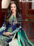 Gul Ahmed Lawn Collection 2012 For Eid 024