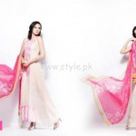 Hira Lari By Afroze Textiles Dresses For Eid 2012 003