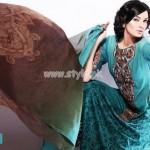 Hira Lari By Afroze Textiles Eid Collection 2012 005
