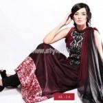 Hira Lari Eid Dresses 2012 By Afroze Textiles 006