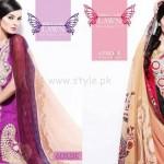 Hira Lari Eid Dresses 2012 By Afroze Textiles 008