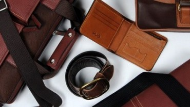 Hub Leather Accessories For Men 001