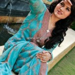 Image Fabrics 2012 Stylish Eid Dresses for Girls