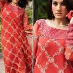 Image Fabrics 2012 Stylish Eid Dresses for Girls 005