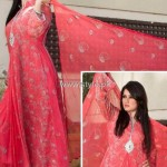Image Fabrics 2012 Stylish Eid Dresses for Girls 006