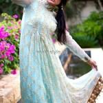 Image Fabrics 2012 Stylish Eid Dresses for Girls 014