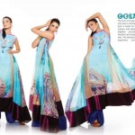 Ittehad Lawn Collection 2012 Prints for Eid 001