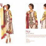 Ittehad Lawn Collection 2012 Prints for Eid 004