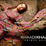 Khaadi Khaas Latest Eid Collection For Women 2012 001