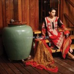 Lakhani Mid-Summer Collection 2012 Lawn Prints 006