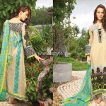 Lakhani Mid-Summer Collection 2012 Lawn Prints 007