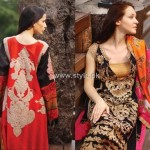 Lakhani Mid-Summer Collection 2012 Lawn Prints 009