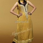 Maysoon 2012 Exclusive Eid Dresses for Women 004