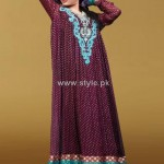 Maysoon 2012 Exclusive Eid Dresses for Women 005