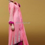 Maysoon 2012 Exclusive Eid Dresses for Women 006