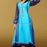 Maysoon 2012 Exclusive Eid Dresses for Women 011