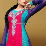 Maysoon 2012 Exclusive Eid Dresses for Women 014