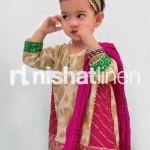 Nishat Linen Eid 2012 Nisha Princess Festive Range 002