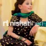 Nishat Linen Eid 2012 Nisha Princess Festive Range 004