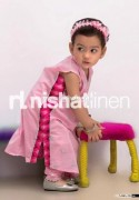 Nishat Linen Latest Eid Collection 2012 For Kids 006