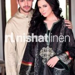 Nishat Linen Latest Summer Collection 2012 002