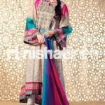 Nishat Linen Latest Summer Fashion Dresses 2012 007