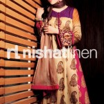 Nishat Linen Summer 2012 Festive Collection 012