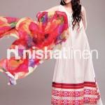 Nishat Linen Summer 2012 Festive Collection 014