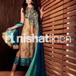 Nishat Linen Summer 2012 Festive Collection 017