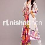 Nishat Linen Summer 2012 Festive Collection 018