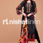 Nishat Linen Summer 2012 Festive Collection 019